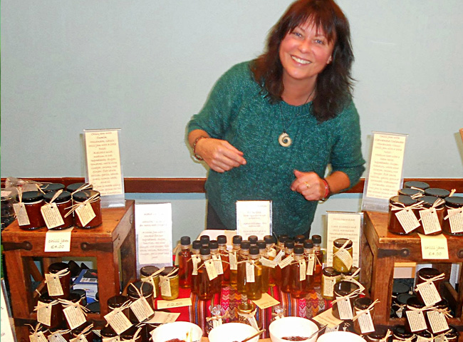 Pam Davenport, Head Chilli Keeper, Chilli Zoo