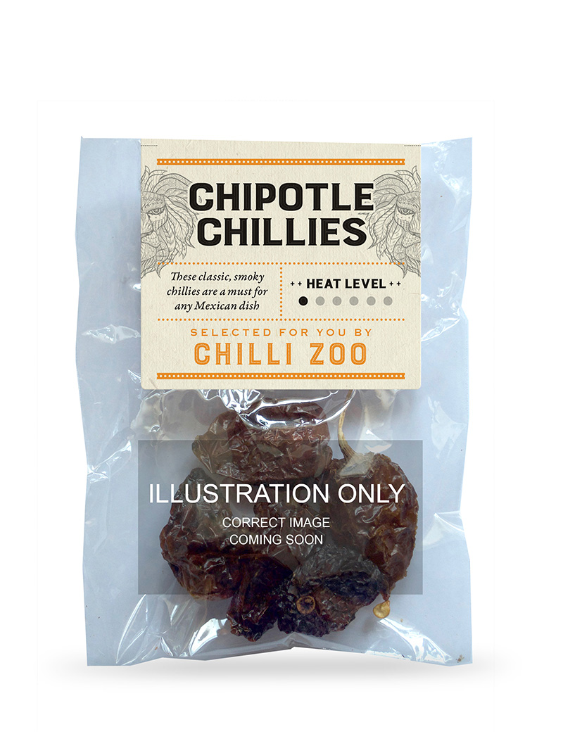Dried Chipotle Chillies